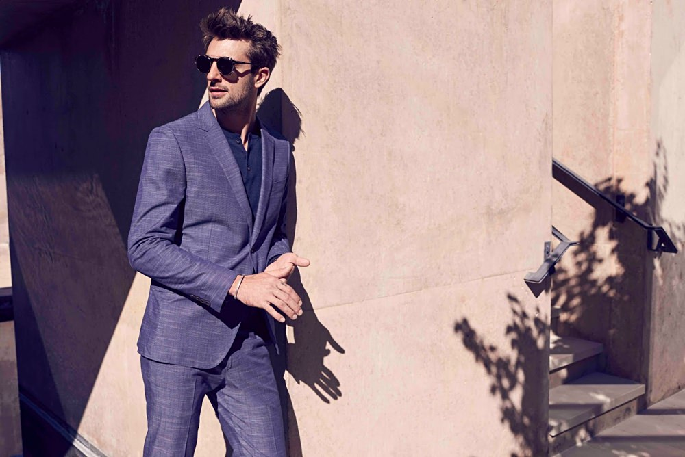 Three Laid-back Suits, Three Ways