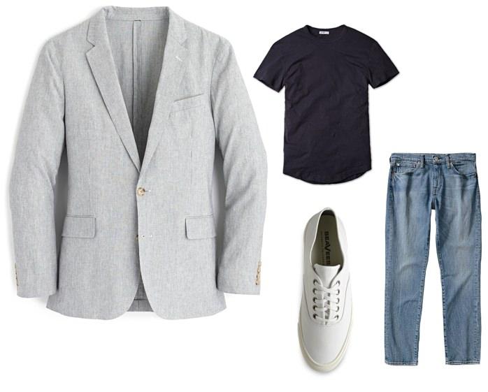 4 Ways to Style Your Summer Blazer   Valet.