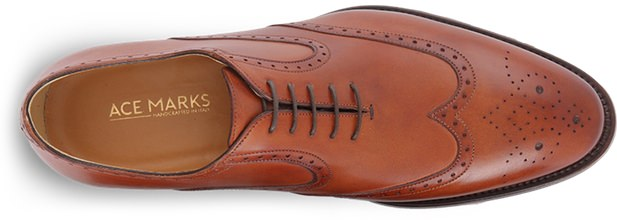 Ace Marks Wingtip Oxford