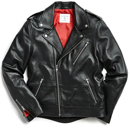 Urban Outfitters Leather Moto Jacket