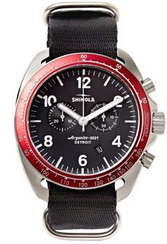 Shinola Rambler Tachymeter Chronograph