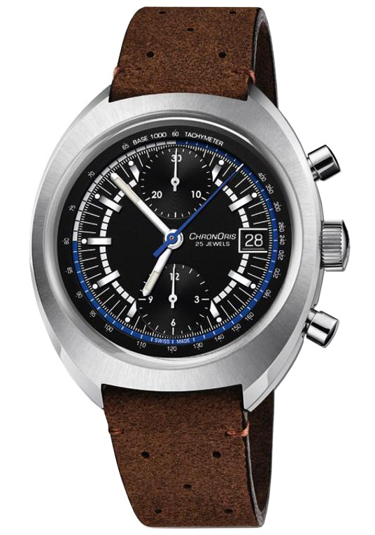 Oris Williams 40th Anniversary Edition Chronograph