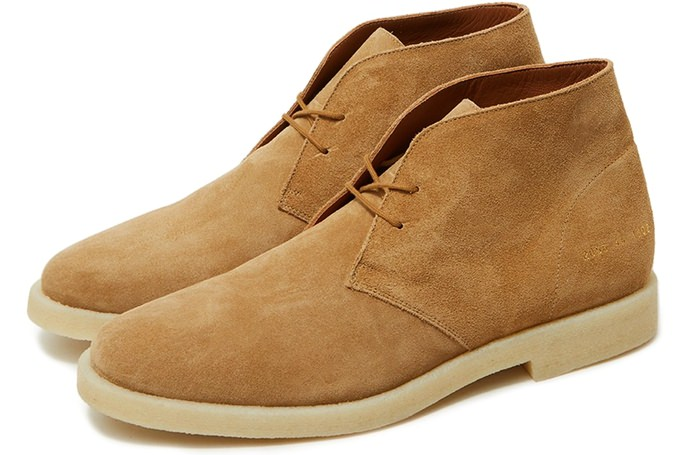 Common Projects Men's Chukka Boots