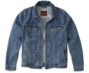 Abercombie & Fitch Denim Jacket