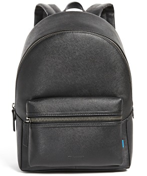 Uri Minkoff Saffiano Paul Leather Backpack