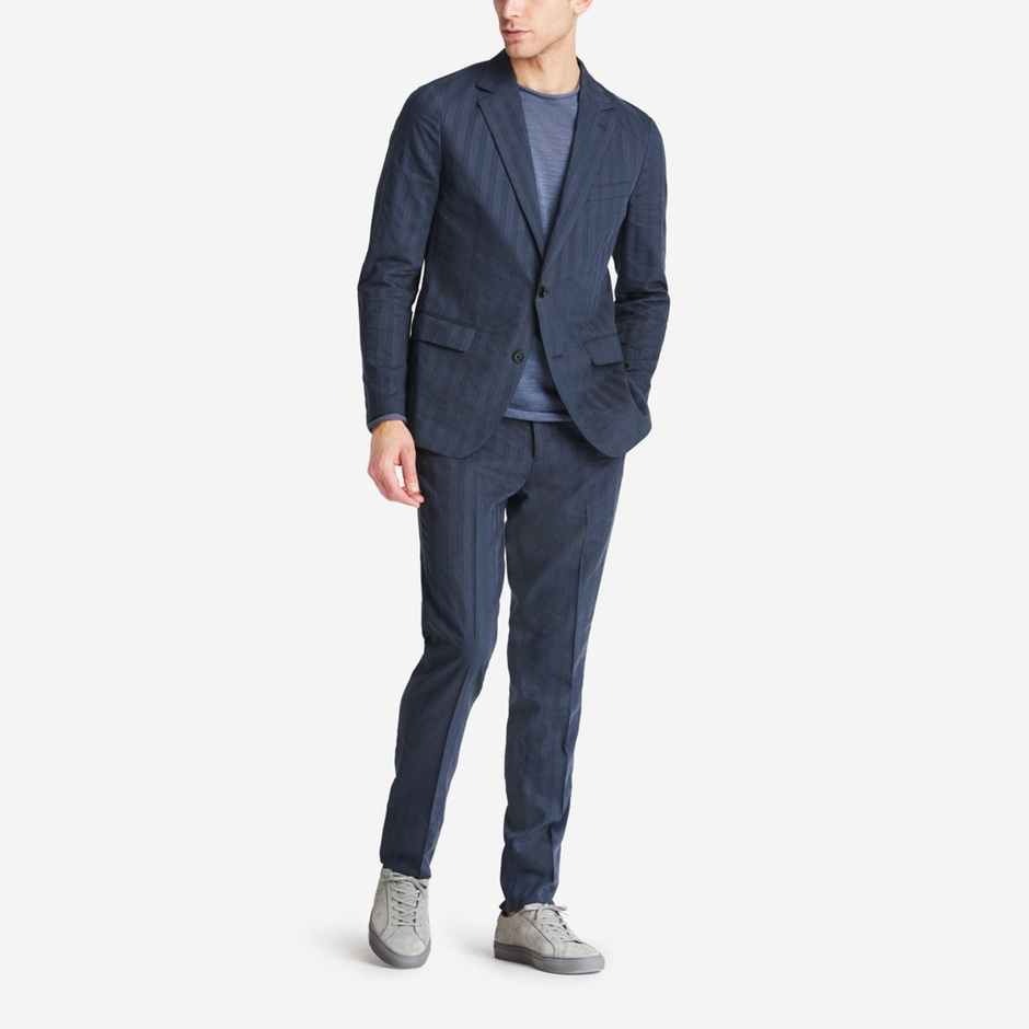 Bonobos Lightweight Cotton Suit