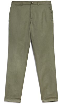 A.P.C. Cotton/Linen Pants
