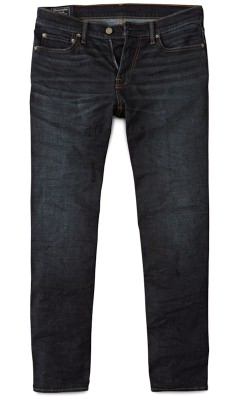 Abercrombie & Fitch Straight Cut Coolmax Jeans