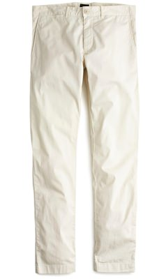 J.Crew Garment-Dyed Stretch Chinos