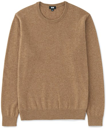 Uniqlo Men's Cashmere