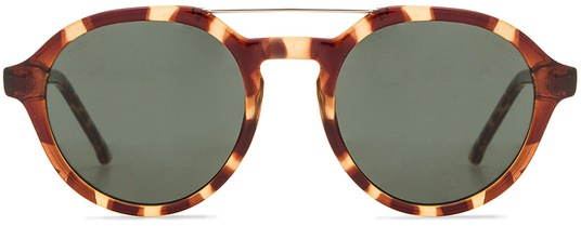 Komono Double Bridge Men's Sunglasses