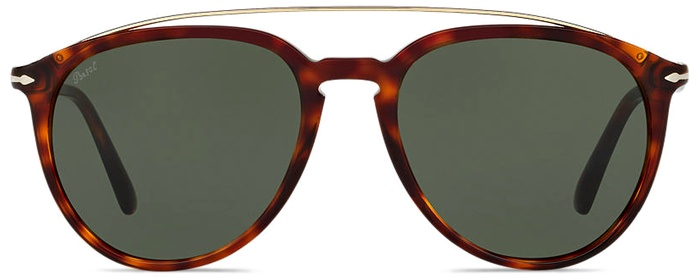 Persol Double Bridge Men's Sunglasses