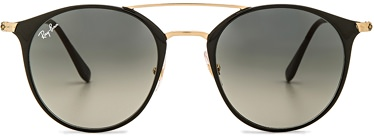 Ray-Ban Double Bridge Men's Sunglasses