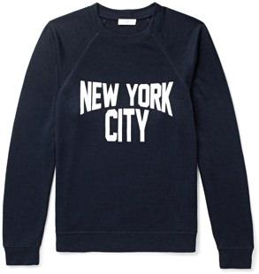 Sandro Graphic Sweatshirt
