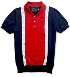 David Hart Knit Polo