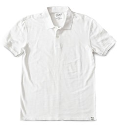 Grayers White Polo
