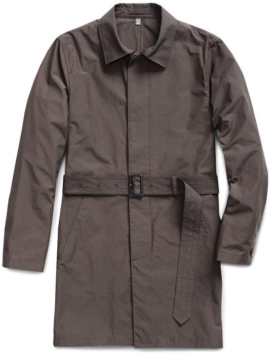 Bonobos Lightweight Cotton/Nylon Trench