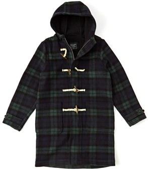 Abercrombie & Fitch Italian Wool Duffle Coat