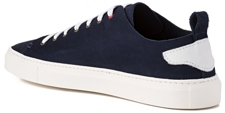 Wally Walker Suede Low-Tops