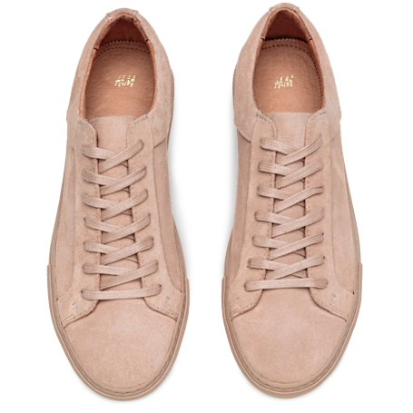 H&M Premium Suede Low-Tops
