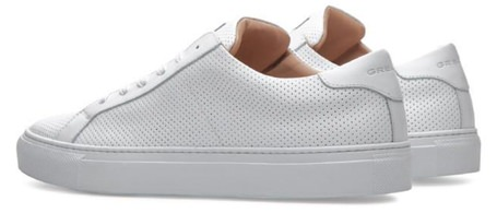 Greats Royale Perforated Sneakers