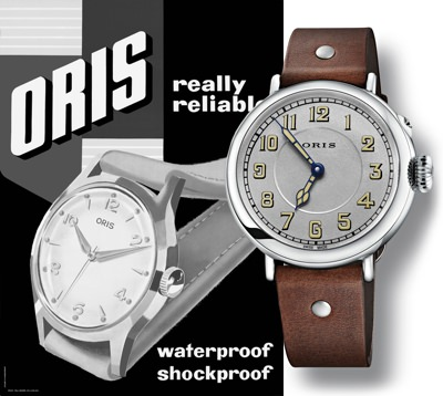 Oris Big Crown 1917