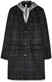 Zara Topcoat