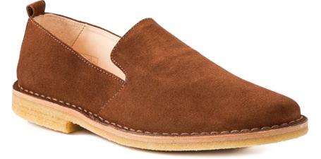 Astorflex Italian Suede Loafers