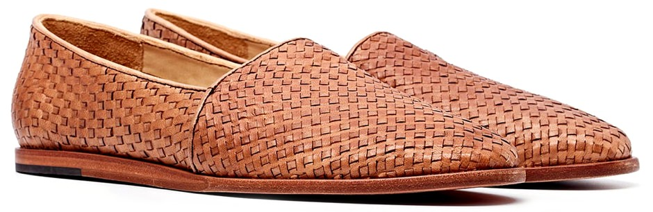 Nisolo Alejandro Woven Loafers