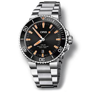Oris Aquis Date Watch