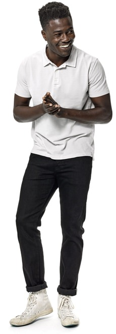 Buck Mason Fade-Free Black Jeans