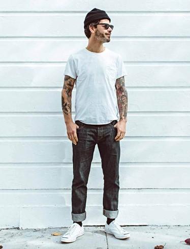 Taylor Stitch Kurabo Lightweight Jeans