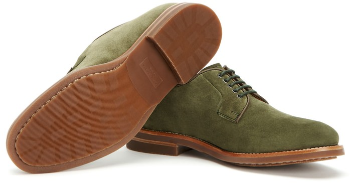 Aquatalia Collin Suede Oxford