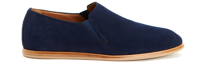 Aquatalia Irwin Suede Loafer