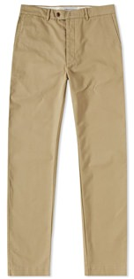 Officine Generable Tapered Twill Chinos