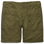 Engineered Garments Cotton Twill Shorts