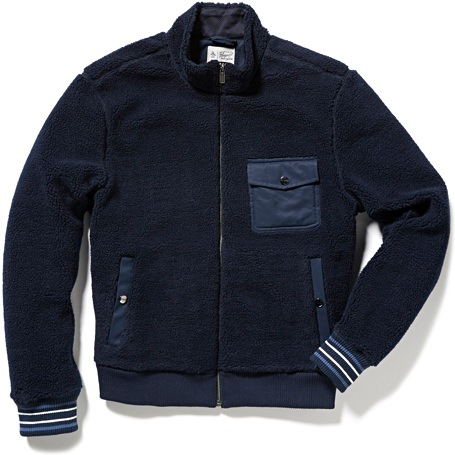 Original Penguin Fleece Bomber