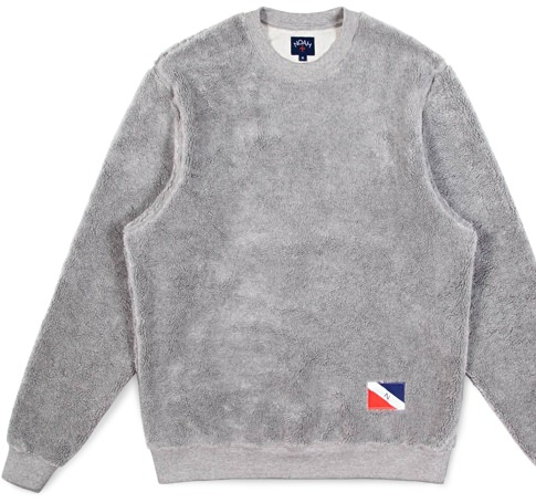Noah High Pile Fleece Crewneck Sweatshirt