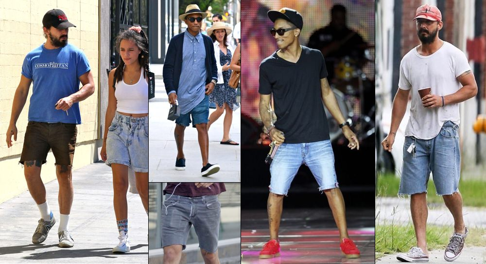 Hot Take: Jorts Are Cool Again