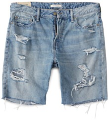 Abercombie & Fitch Jean Shorts