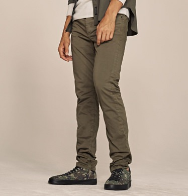 Rag & Bone Five-Pocket Stretch Pants