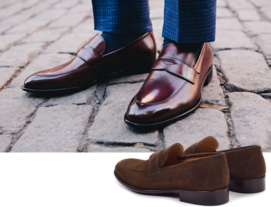 Luxury Footwear Without The Middleman Paul Evans Valet