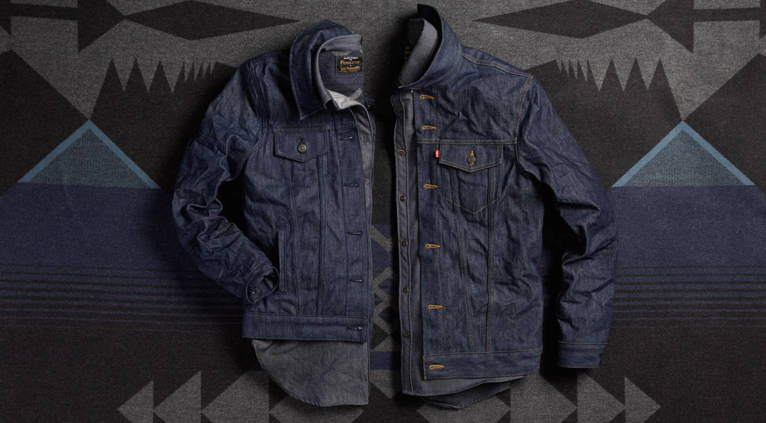 Pendleton Is Fortifying Your Levi's for Fall
