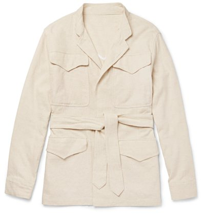 Eidos Men's Safari Jacket