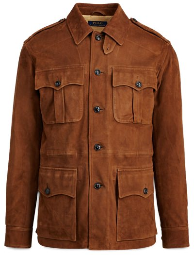 Polo Ralph Lauren Men's Safari Jacket