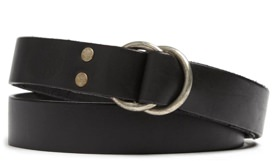 Todd Snyder American-Made Leather Belt