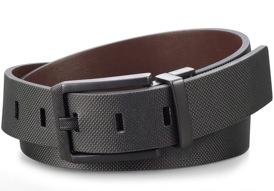 Calvin Klein Matte Textured Belt