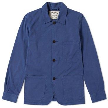 Portuguese Flannel Chore Coat