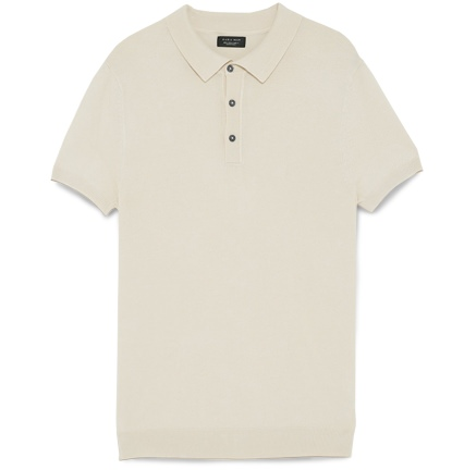 Zara Knit Polo