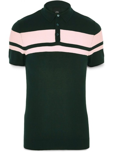 River Island Knit Polo